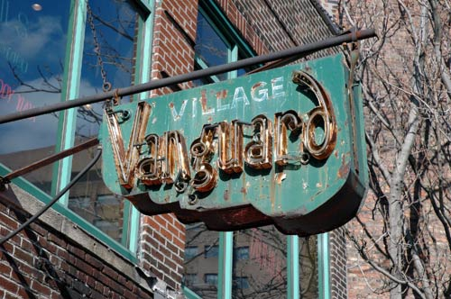 sign-village-vanguard
