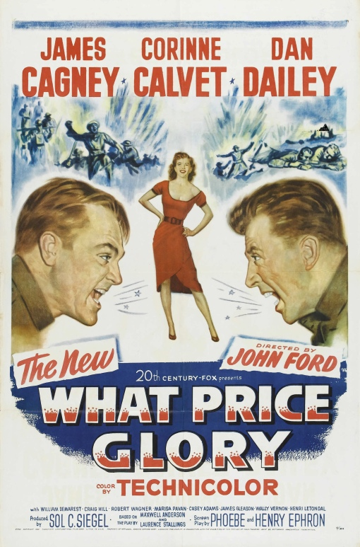 Poster - What Price Glory (1952)_01