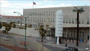 US closes its consulate in Ciudad Juarez